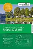 Campingführer Deutschland 2017