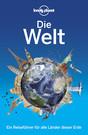 Die Welt Lonely Planet Reiseführer