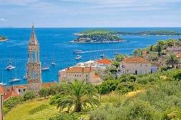 Die Höhepunkte Dalmatiens (Kreuzfahrt mit der Adriatic Pearl)